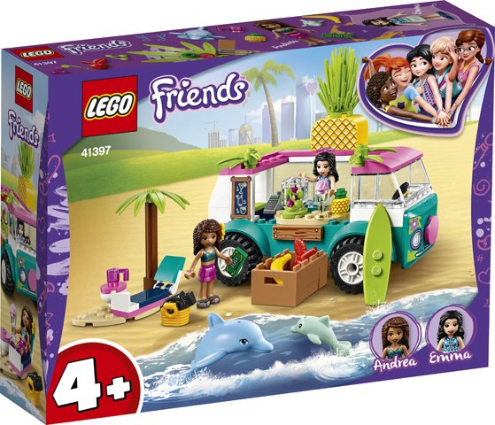 Friends 41397 - Juice Truck