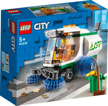 City 60249 - Street Sweeper