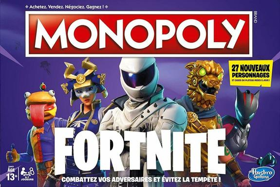 Monopoly Fortnite - Latest Edition