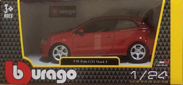 Bburago 1/24 - VW Polo GTI Mark5