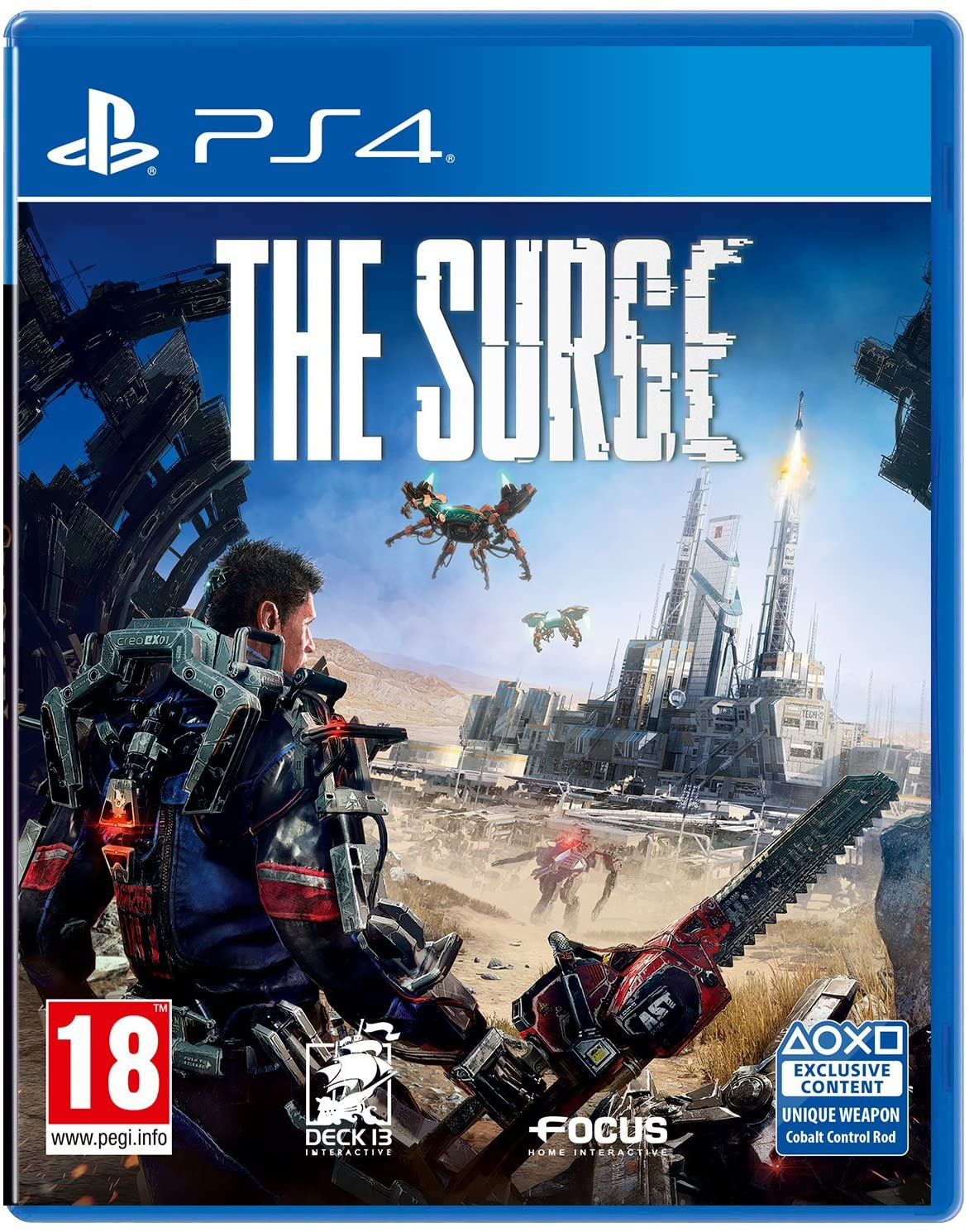 PS4 - THE SURGE
