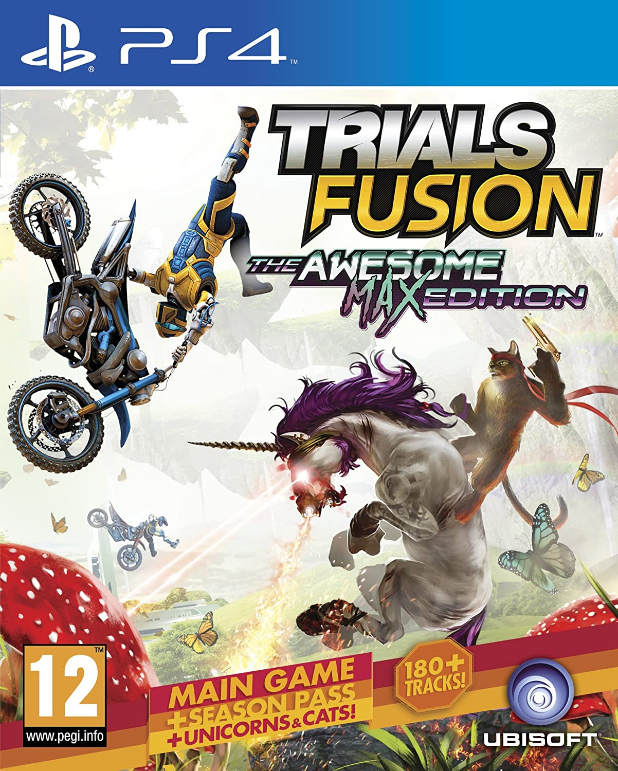 PS4 - TRIAL FUSION
