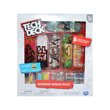 Tech Deck SK8SHOP