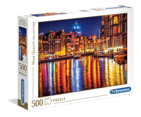Amsterdam - 500 pcs - High Quality Collection