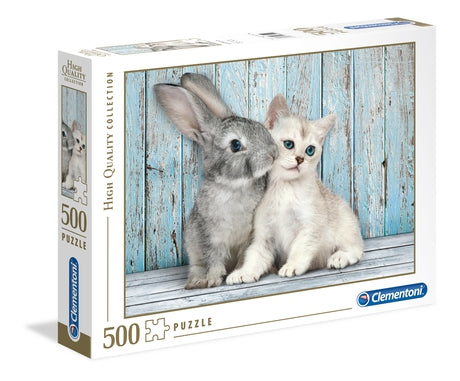 Cat & Bunny - 500 pcs - High Quality Collection