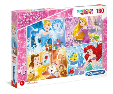 Disney Princess - 180 pcs - Supercolor Puzzle