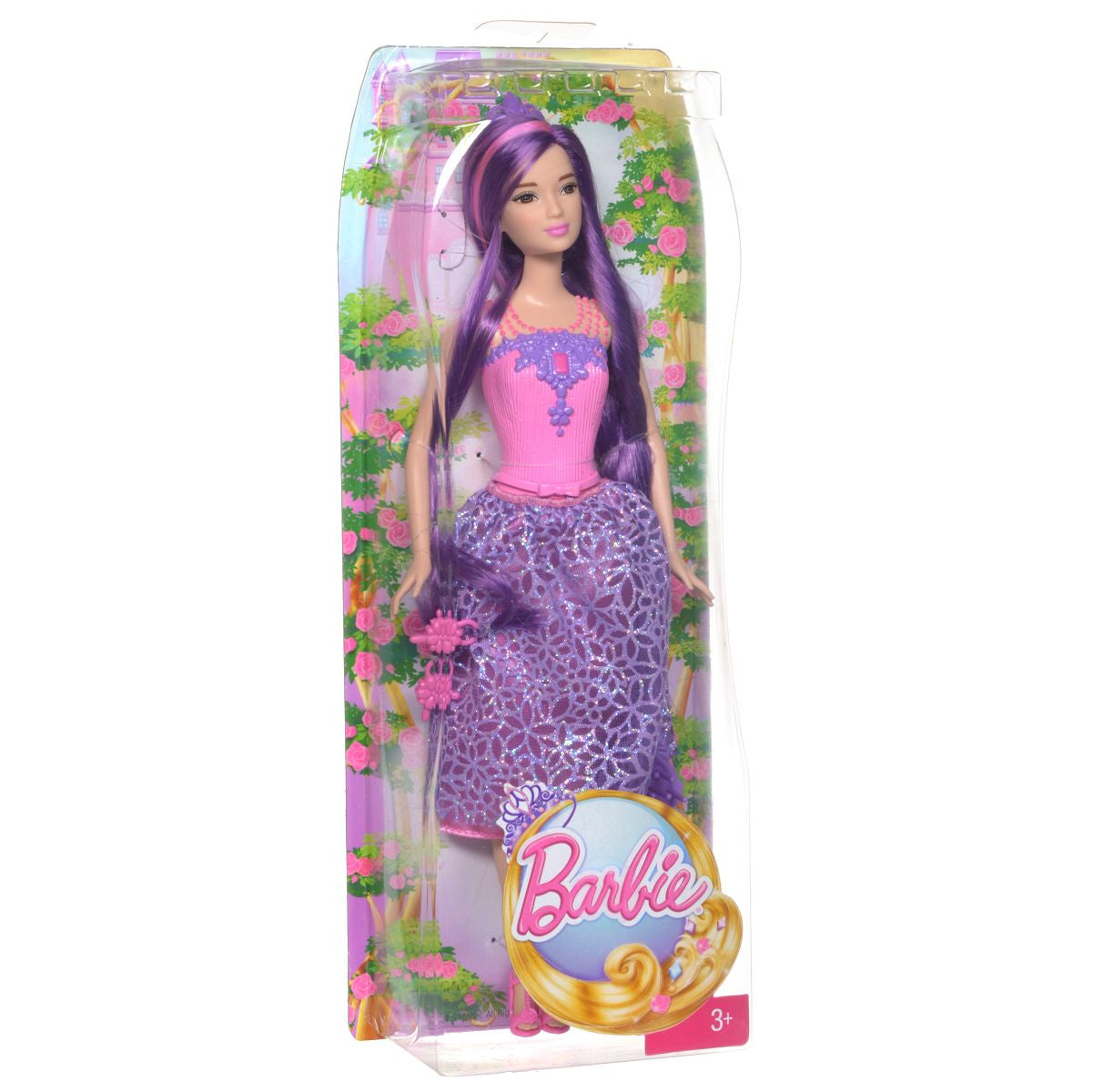Barbie - Dreamtopia  Endless Hair Kingdom