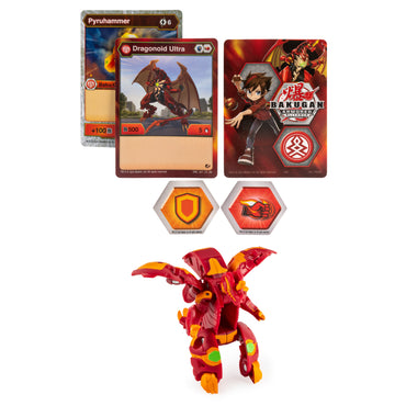 BAKUGAN ULTRA - Dragonoid