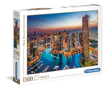 Dubai Marina - Puzzle 1500 pcs - High Quality Collection