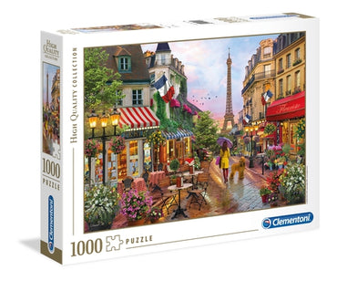 Flowers in Paris - 1000 pcs - High Quality Collection