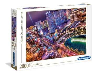 Las Vegas - 2000 pcs - High Quality Collection