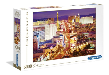 Las Vegas - 6000 pcs - High Quality Collection