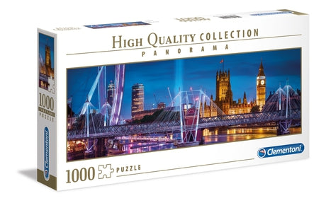 London - 1000 pcs - Panorama High Quality Collection