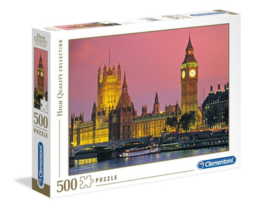 London - 500 pcs - High Quality Collection