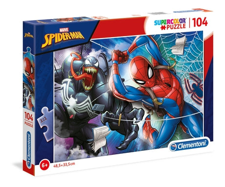 Spiderman - Puzzle 104 pcs