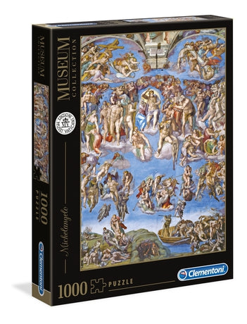 Michelangelo - Puzzle 1000 pcs Universal Judgement