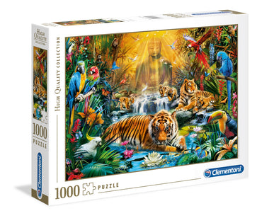 Mystic Tigers- 1000 pcs - High Quality Collection