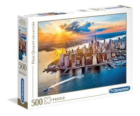 New York - 500 pcs - High Quality Collection