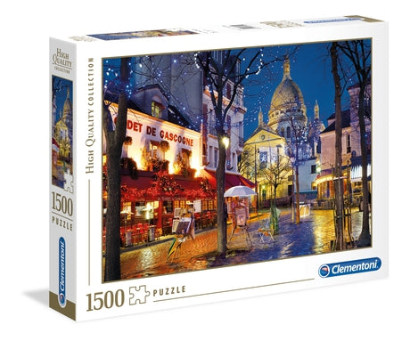 Paris Monmartre - Puzzle 1500 pcs - High Quality Collection