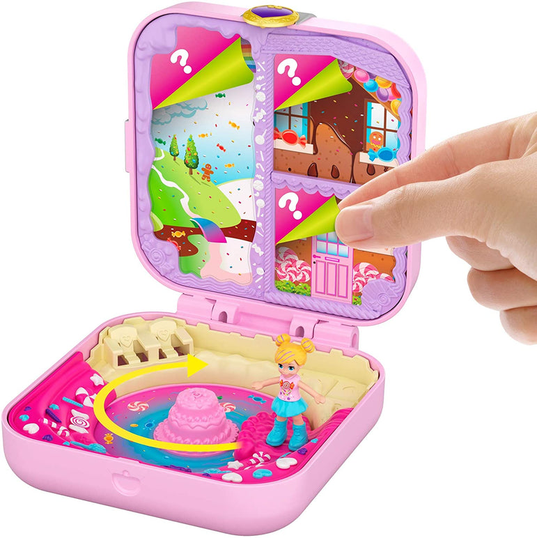 Polly Pocket Hidden Hideouts