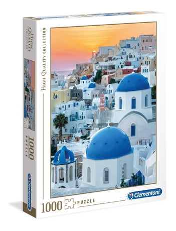 Santorini - 1000 pcs - High Quality Collection