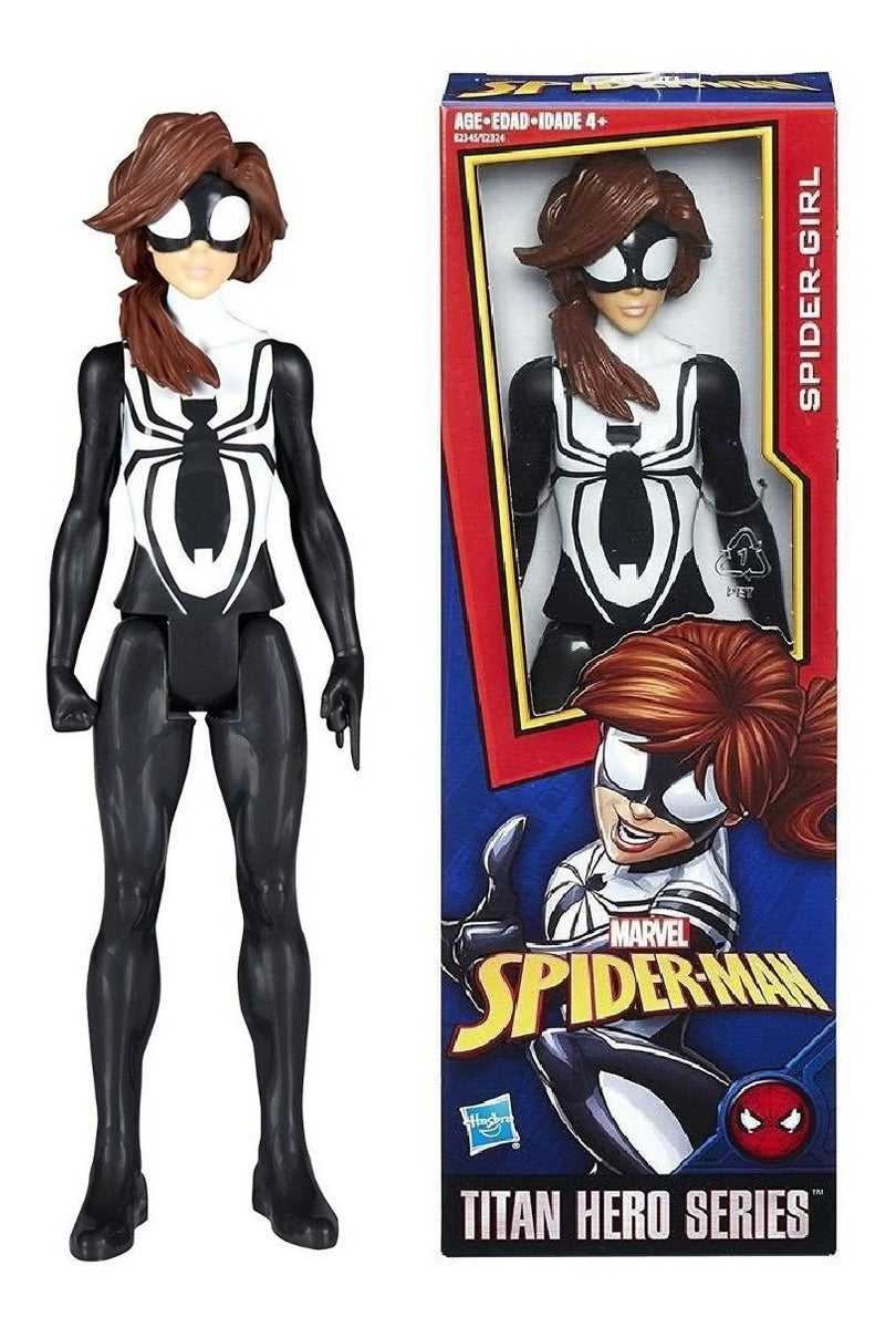 Spider Girl - Titan Hero Series