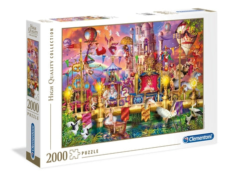 The Circus - 2000 pcs - High Quality Collection