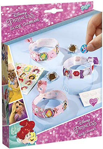 Disney Princess Slide Charms Creates Your Bracelets,
