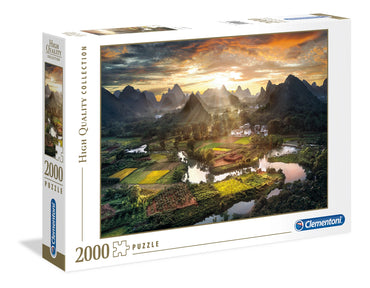 View of China - 2000 pcs - High Quality Collection