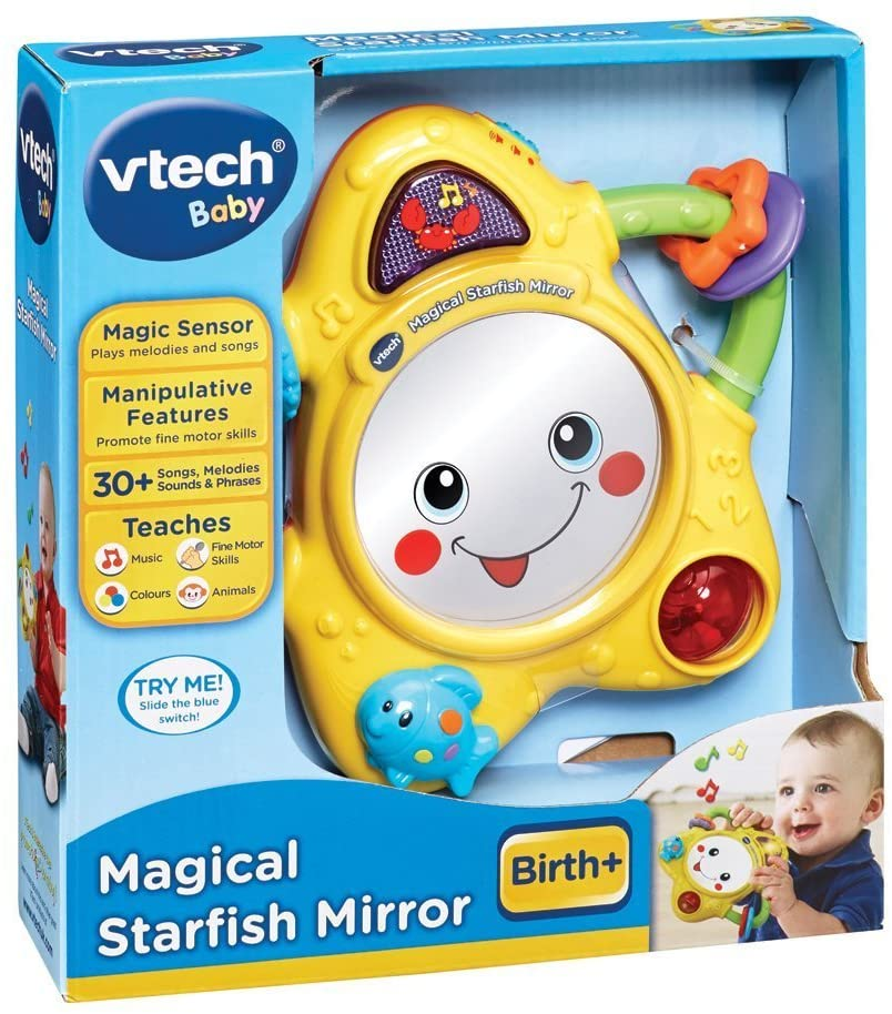 Vtech Magical Starfish Mirror