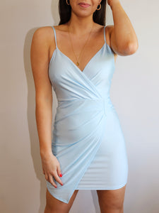 Skylar Satin Dress