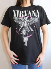 Load image into Gallery viewer, Nirvana Angel Graphic Band Tee