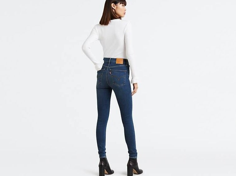 Levi's Mile High Skinny Jean