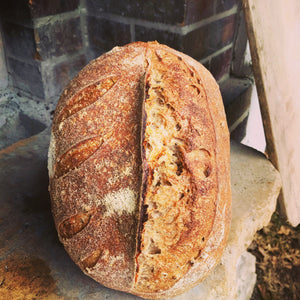 Sunflower Flaxseed Sourdough