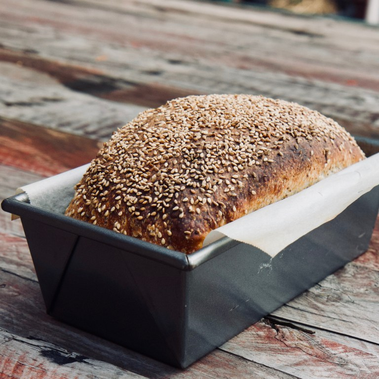 Seeded Pan Bread