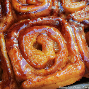 Sticky Buns (with pecans or plain)