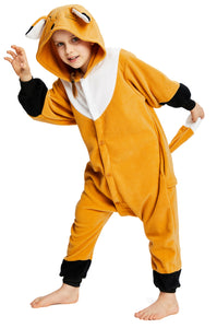 Fox Onesie Pajamas on newcosplay.net | Low Priced Fox Onesie