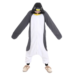 Penguin Cosplay Pajamas on newcosplay.net | Low Priced Penguin Onesie