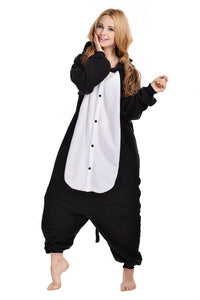 Black Cat Onesie Pajamas on newcosplay.net | Low Priced Cat Onesie