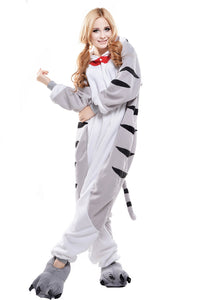 Cat Onesie Pajamas on newcosplay.net | Low Priced Cat Onesie