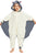 Flying Squirrel Onesie Pajamas on newcosplay.net | Low Priced Onesie
