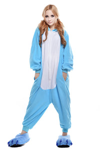 Hippo Onesie Pajamas on newcosplay.net | Low Priced Hippo Onesie