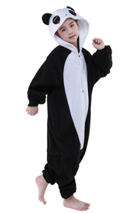 Kid's Panda Cosplay Onesie Pajamas on newcosplay.net | Free 2-day Shipping