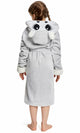 Kid's Hippo Sherpa Robe  | Christmas Gift for Your Kids