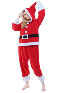Shop for adult Santa onesie online at NEWCOSPLAY, Free shipping.
