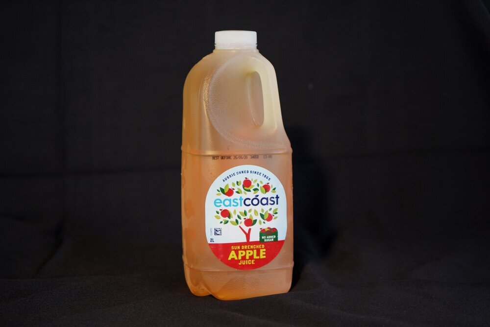 Apple Juice - Fresh East Coast 2L