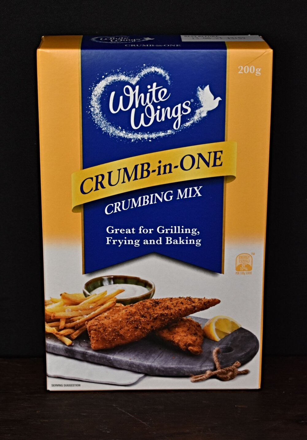 White Wings Crumb in One 200g