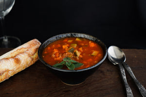Estate Garden Minestrone 500g GF