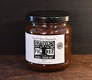 Figtree Food Company Fig & Olive Tapenade 190g