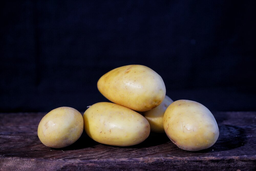 Potatoes Washed 1kg